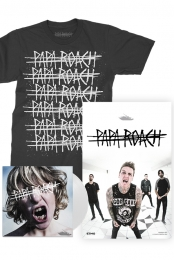 Crooked Teeth Vinyl + Repeater Tee + Poster