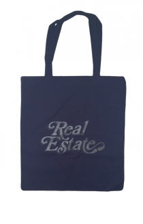 Logo Tote Bag (Blue)