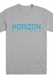 Horizon Tee (Athletic Grey) - Horizon Devices