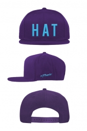 Hat Snapback (Purple)