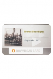 Shipworks - EP Download Card