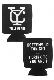 Bottoms Up Koozie