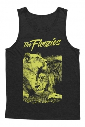 The Lion Tank (Heather Black)