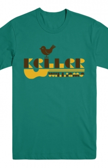 Songbird Tee (Kelly Green)