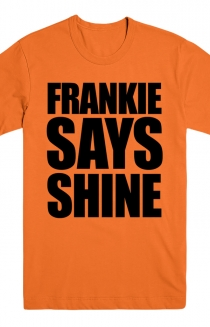 Shine Tee (Safety Orange)