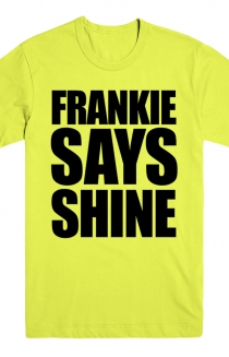 Shine Tee (Safety Yellow)