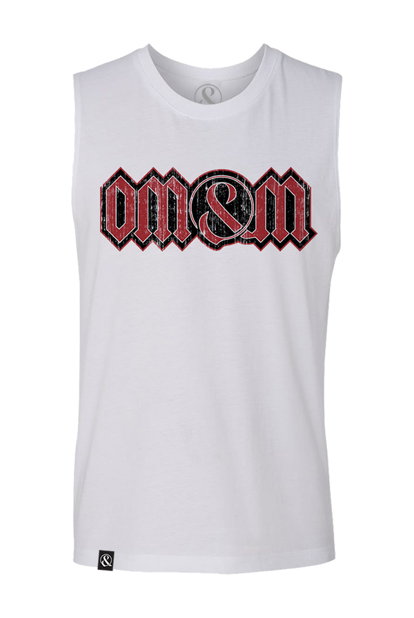 Voltage Muscle Tank (White)