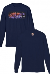 Dream Long Sleeve Tee (Navy)