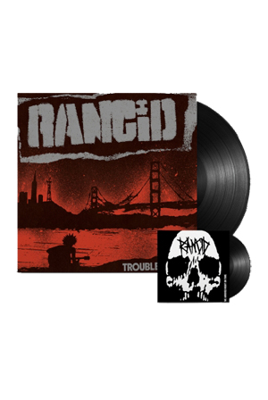 "Rancid - Trouble Maker (deluxe edition + 7"")"