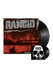 Rancid - Trouble Maker (deluxe edition + 7)