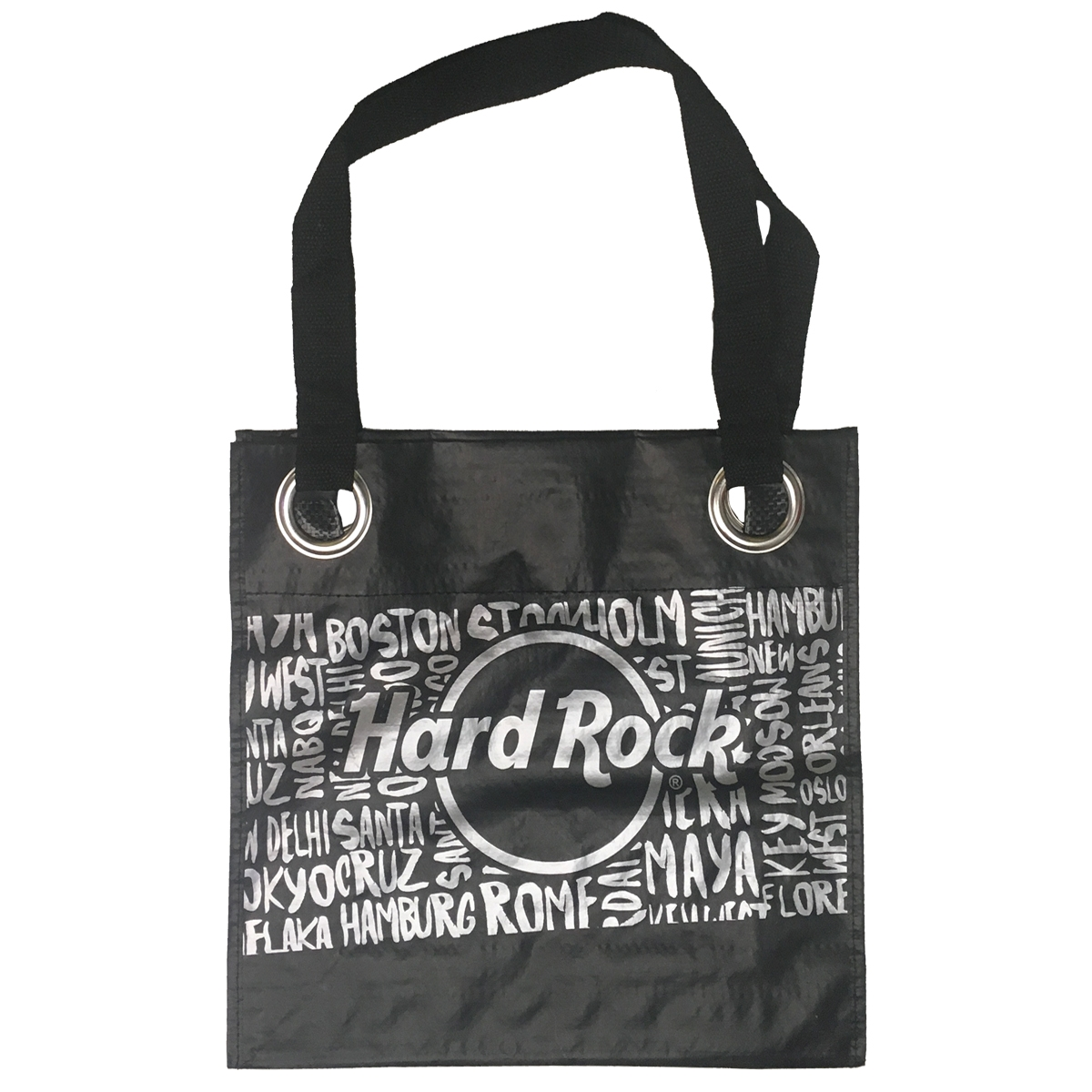 Destination Reusable Tote Bag 0