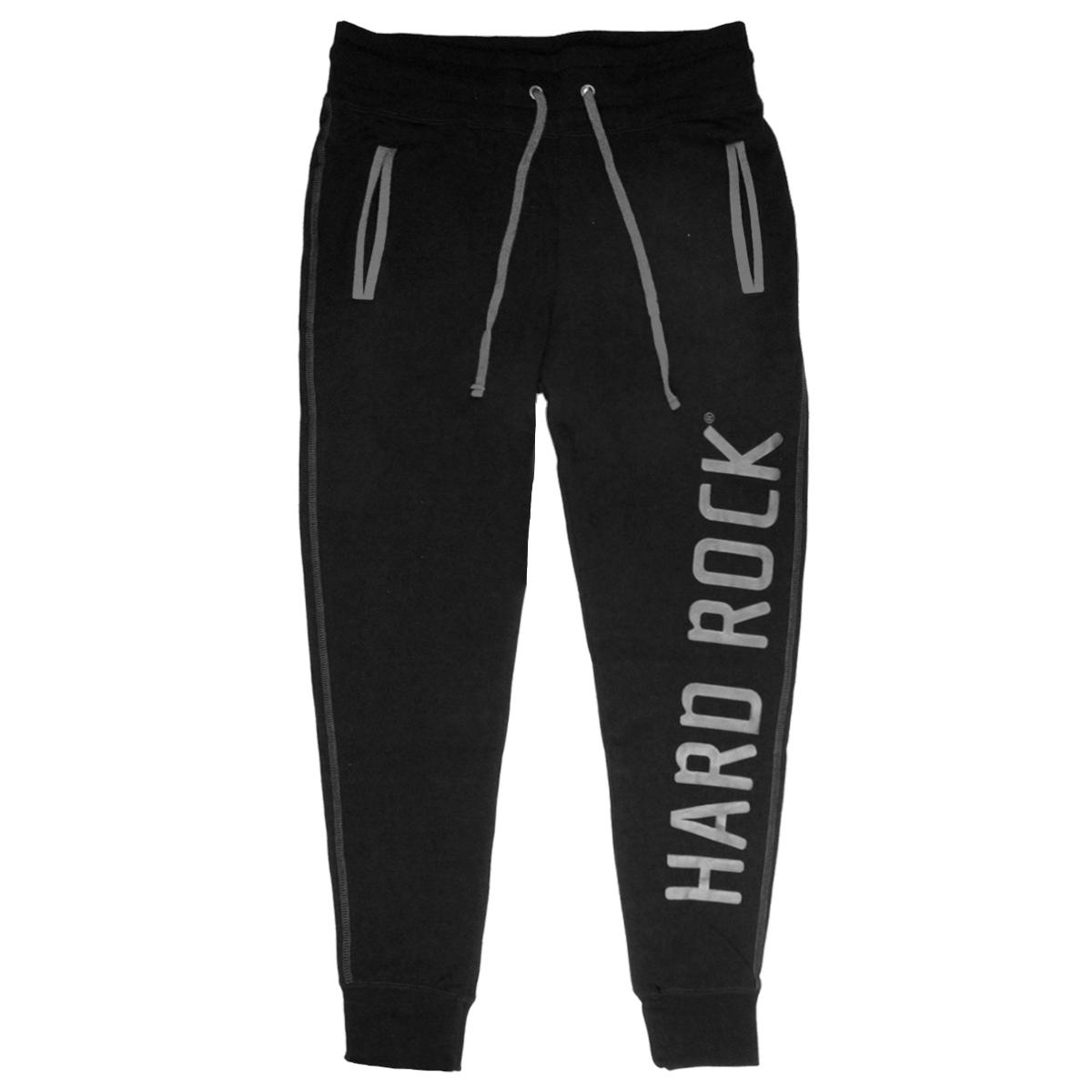 Slit Pocket Jogger Pant Black  0