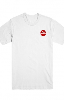 Simple Logo Tee (White)