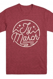 Landscape Tee - Ty March