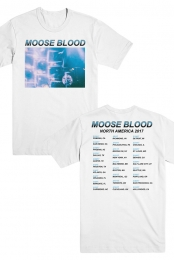 Kaleidoscope Tour Tee (White)