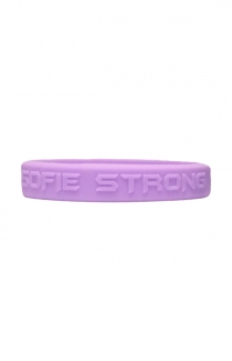 Sofie Strong Wristbands (Lavender)