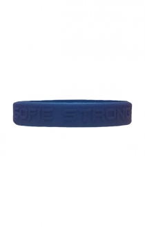 Sofie Strong Wristbands (Navy Blue)