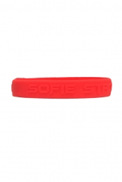 Sofie Strong Wristbands (Red)