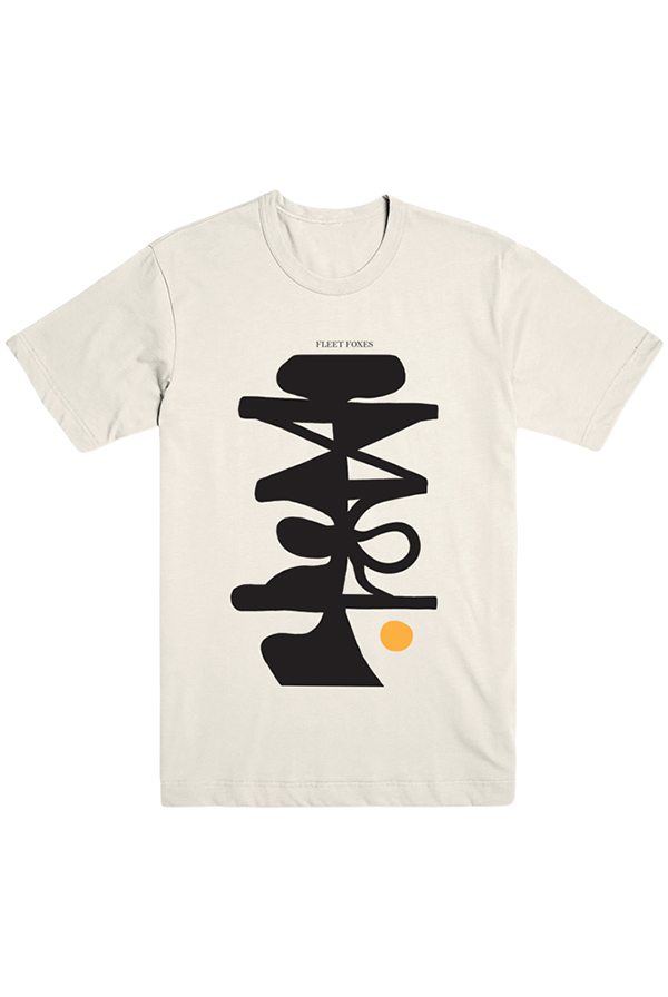 Tower Tee - Natural