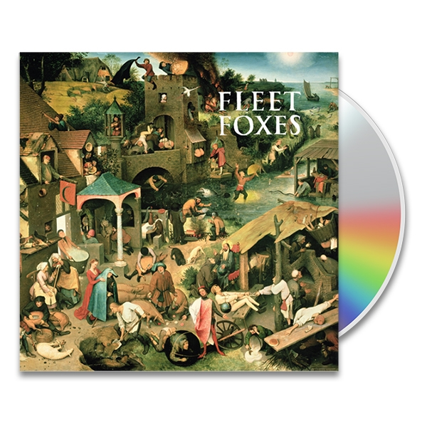 Fleet Foxes Self Titled Album