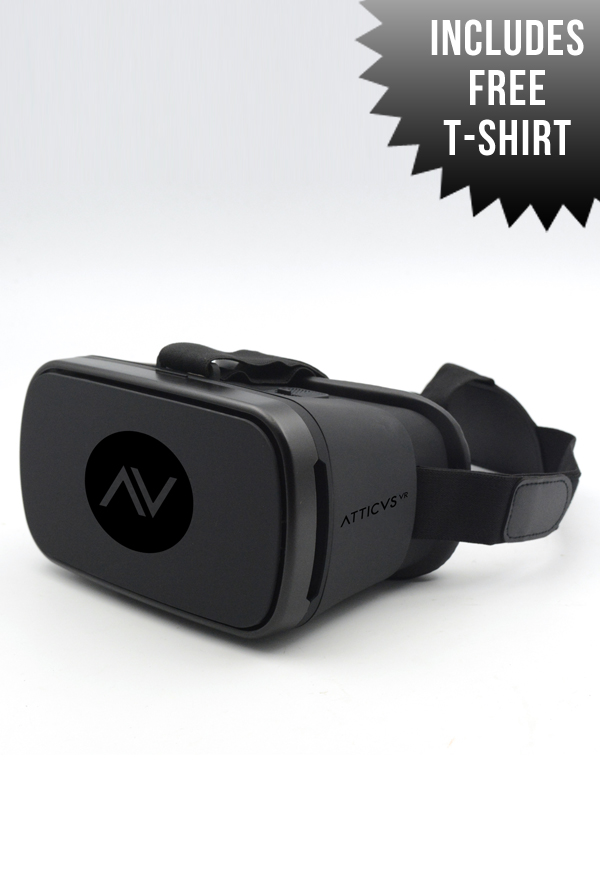 Atticus VR Headset Bundle 0