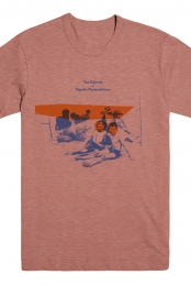 Popular Manipulations Tee (Heather Clay)