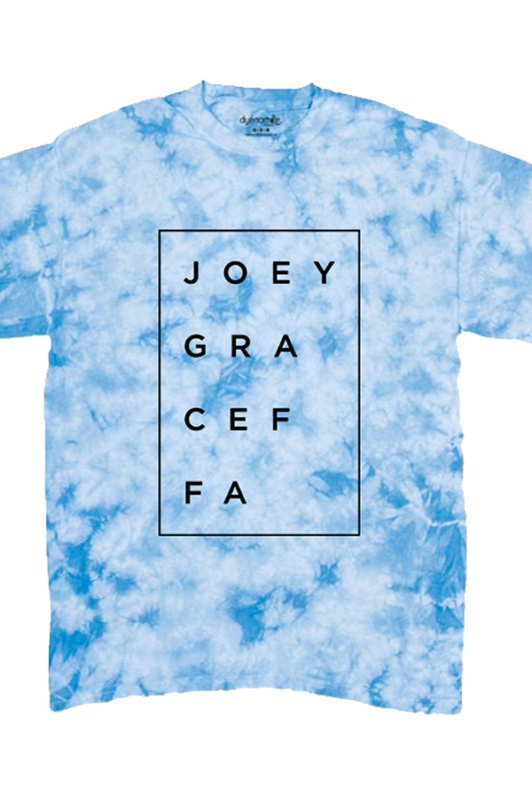 Box Tee (Crystal Blue)