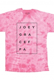 Box Tee (Crystal Pink)