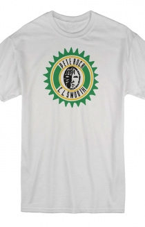 Mecca & Soul Brother Tee (White)