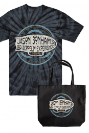 Blimp Tie Dye Tee + Blimp Tote Bag