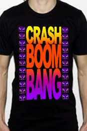 Crash Boom Box (Black)