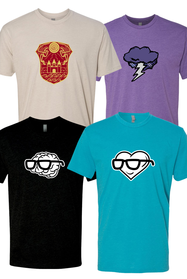Sanders Sides T-Shirt Bundle