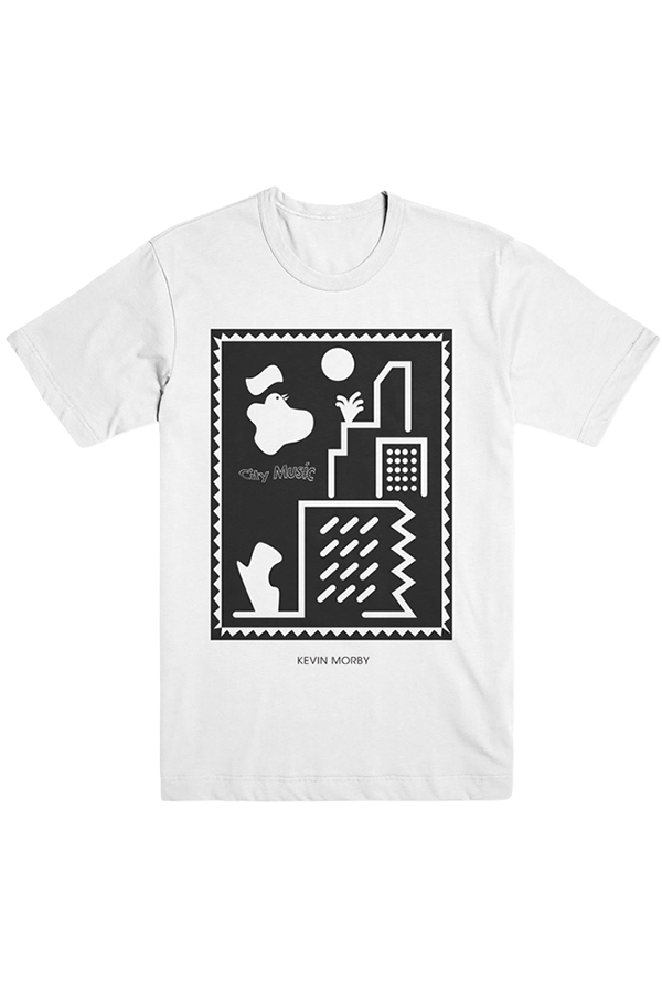 City Music Landscape Tee (White)