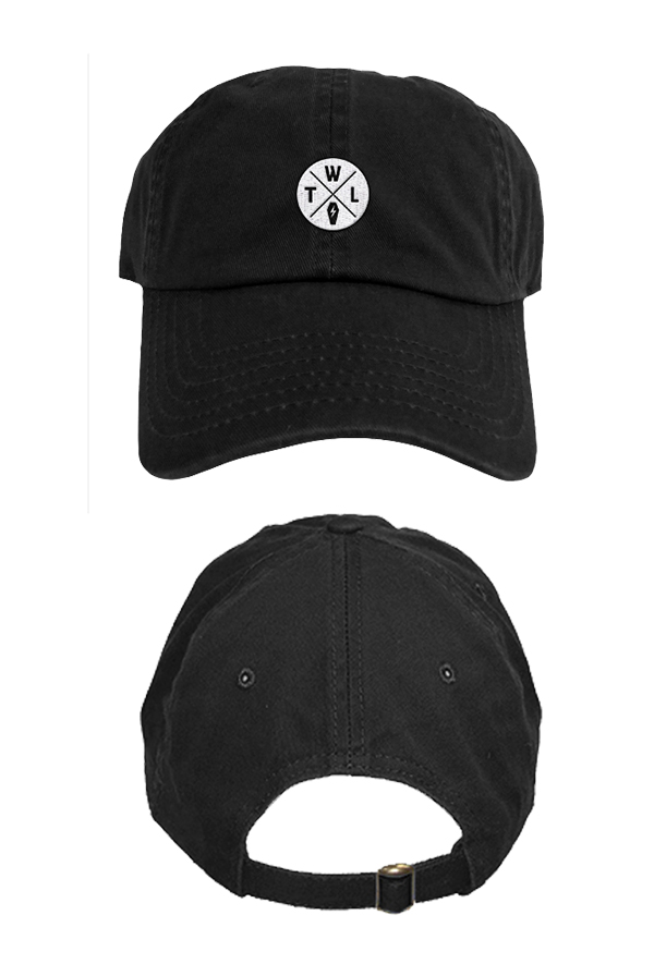 Coffin Dad Hat (Black)