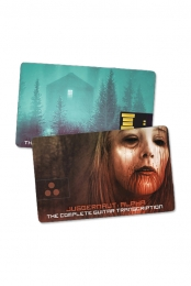 Juggernaut Tab Book USB Card
