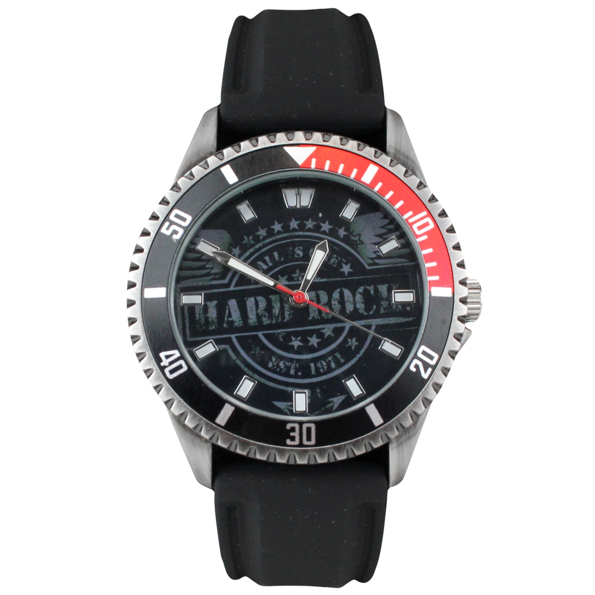 Military Watch Black 0