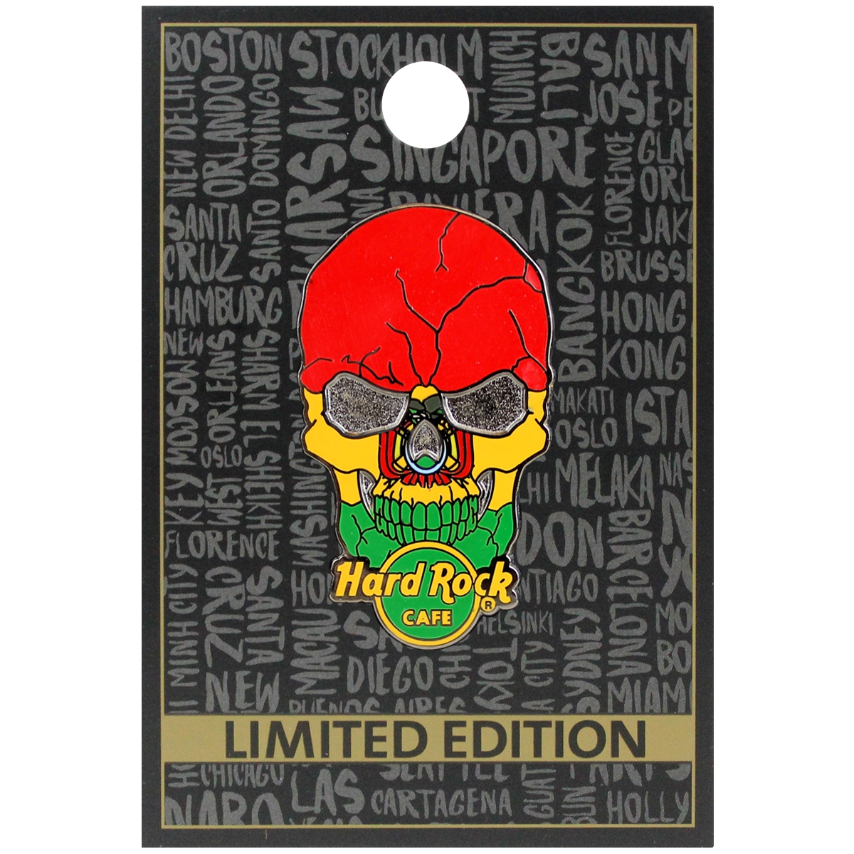 Skull Flag Series 1 Bolivia 0