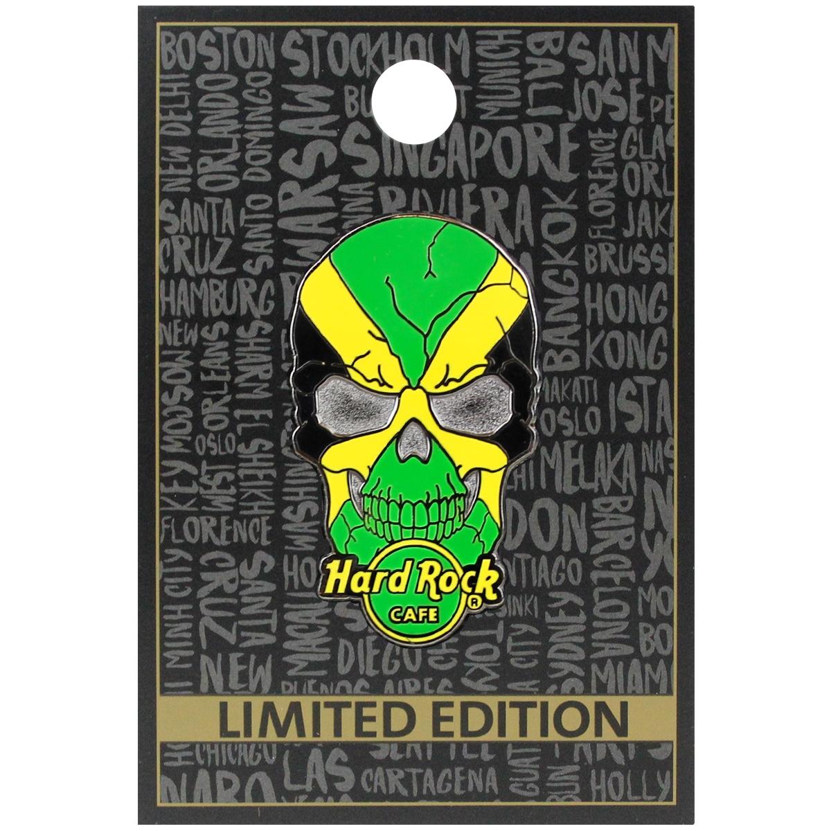 Skull Flag Series 2 Jamaica 0