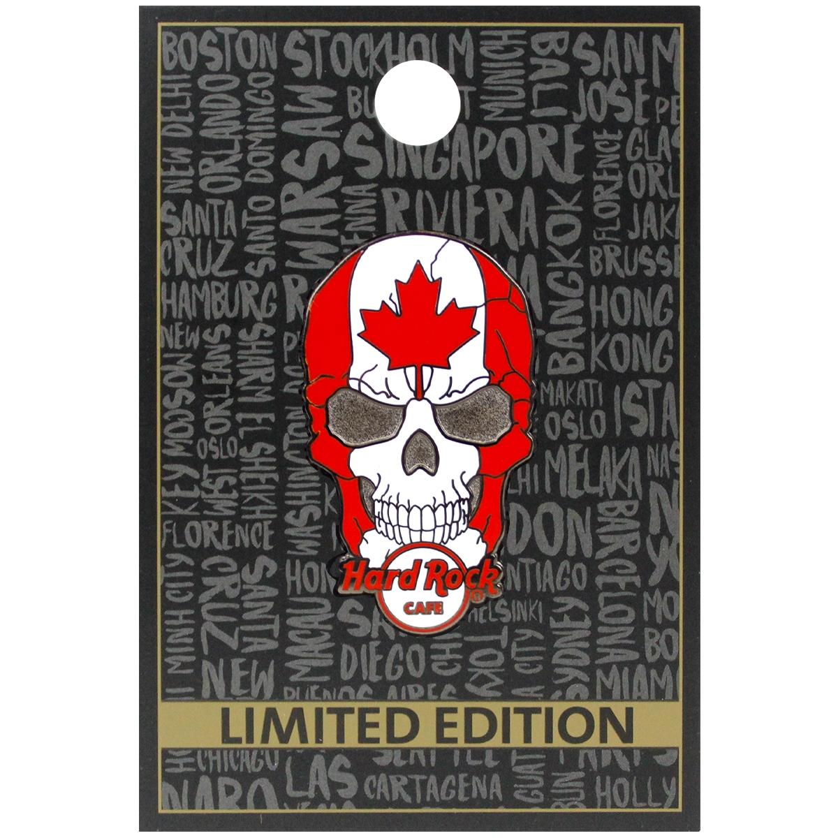 Skull Flag Series 3 Canada 0