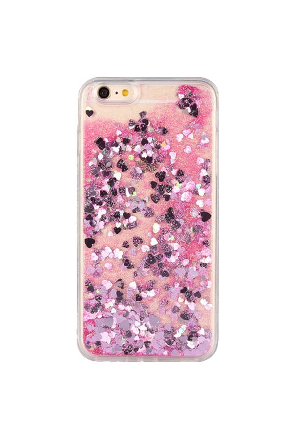 Quicksand Glitter Phone Case (Purple)
