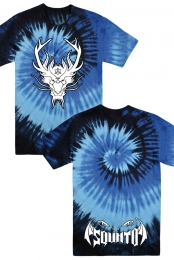Blue Dragon Tee (Tie Dye)