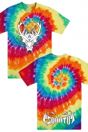 Rainbow Dragon Tee (Tie Dye)