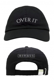 Over It Dad Hat (Black)