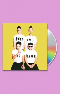 Talking Is Hard CD