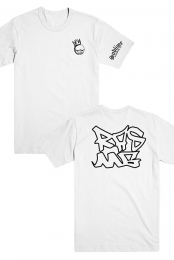 Crown Tag Tee (White)
