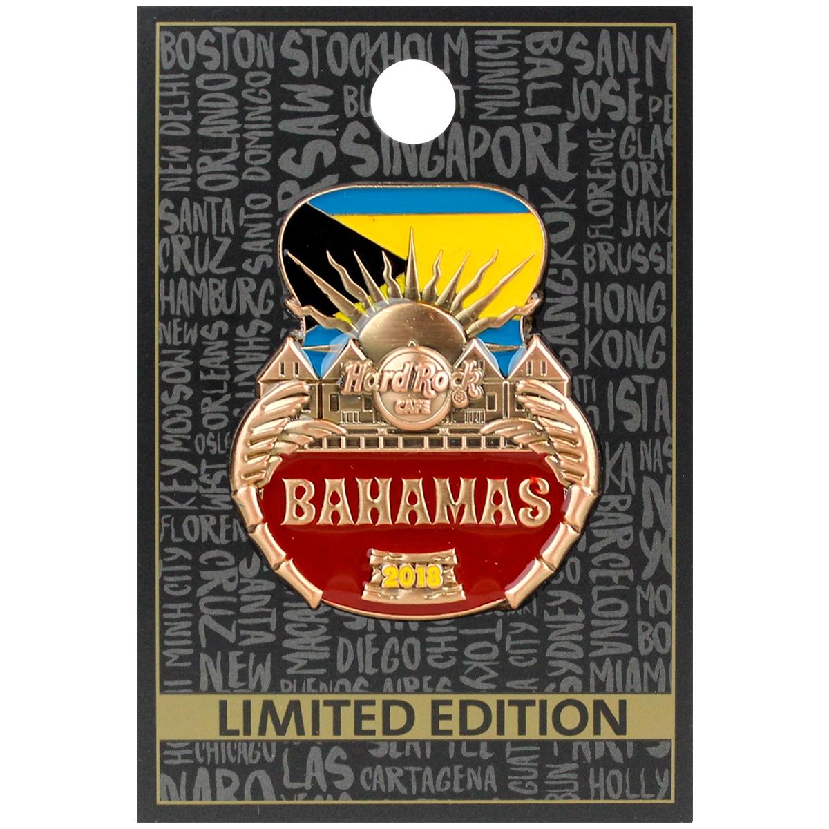 Cut Off Guitar Bahamas 18 0