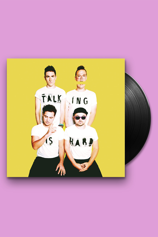 Talking Is Hard LP