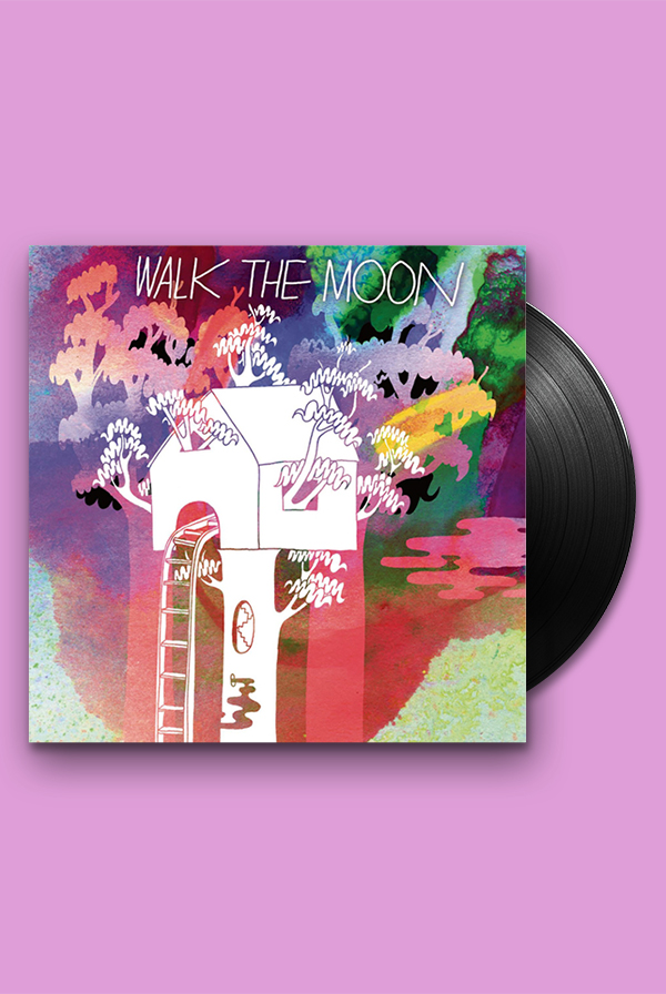 Walk the Moon LP