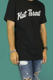 FCCU Tee (Black) - Kut Throat Streetwear