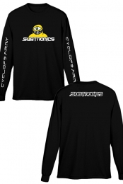 Subtronics Cyclops Long Sleeve Tee (Black)